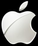 128px-Apple-logo