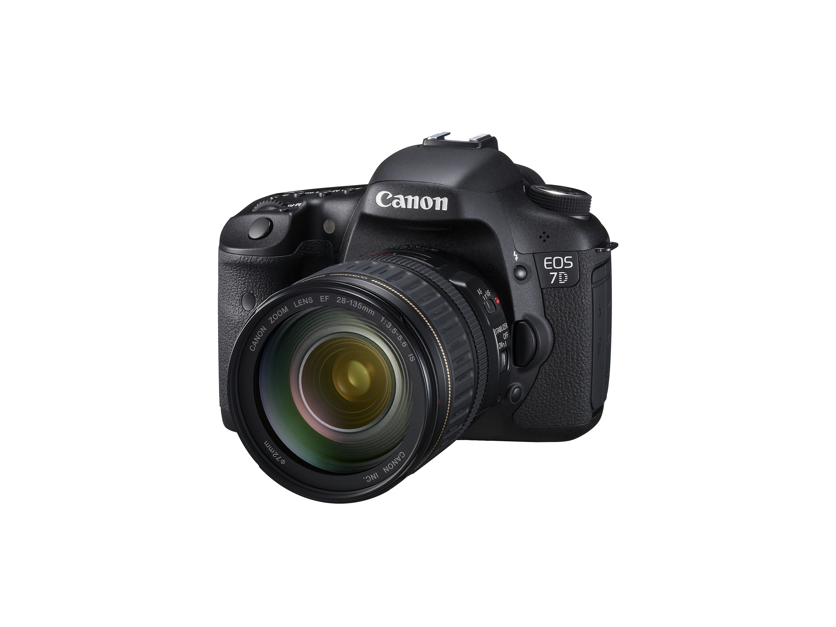 Canon U.S.A., Inc. is announcing the new EOS 7D Digital SLR Camera featuring