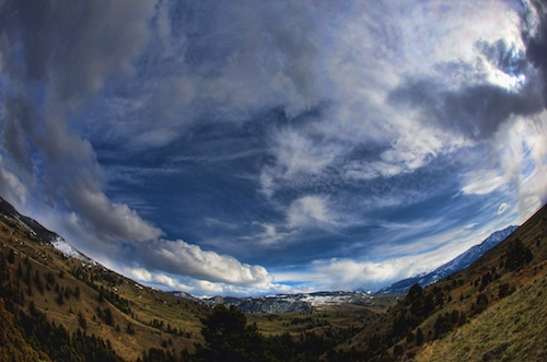 Copyright Scott Bourne 2009 - All Rights Reserved - Nikon D3 - Nikkor 16mm F/2.8 Fisheye