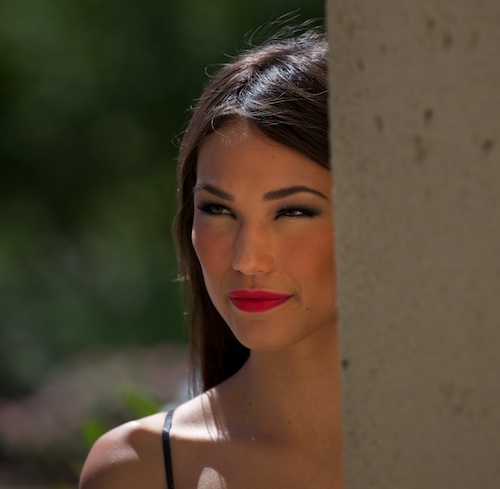 Photo by Scott Bourne - Attribution-NonCommercial-NoDerivs Creative Commons Eyes squinting