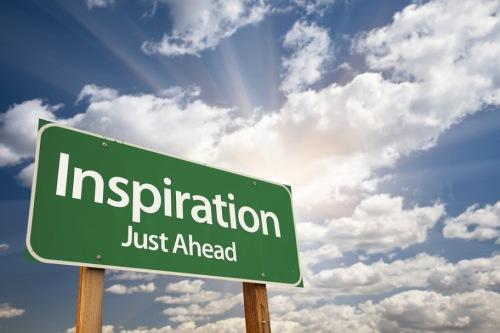 Inspiration Ahead