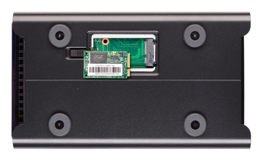 A MSATA SSD is a big performance boost..