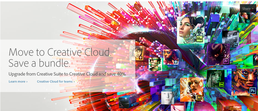 Creative Suite Banner