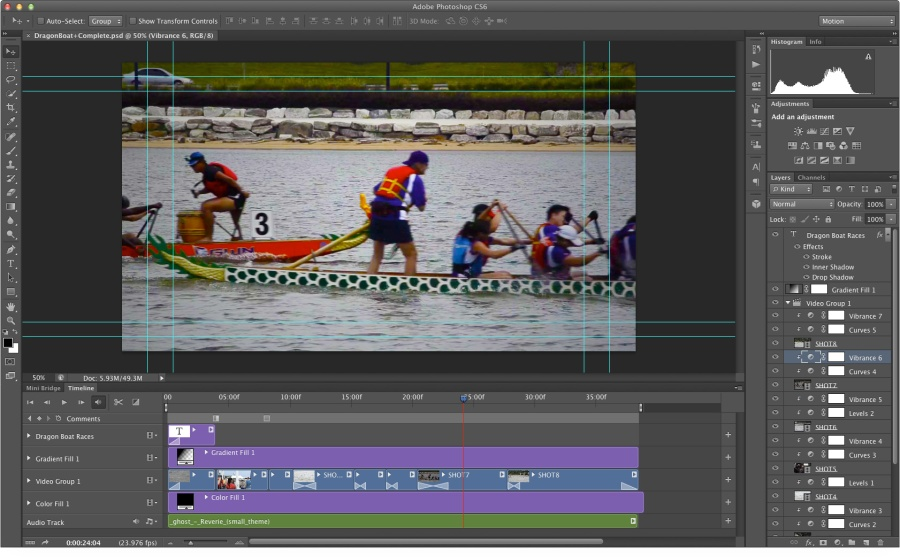 Editing Overview