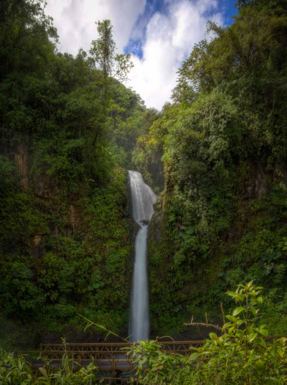 Waterfall_HDR