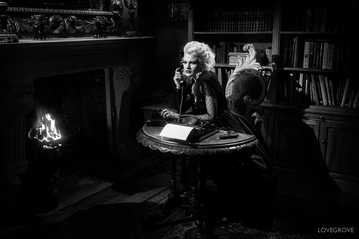 Film Noir Portraits Pictures And Techniques Photofocus
