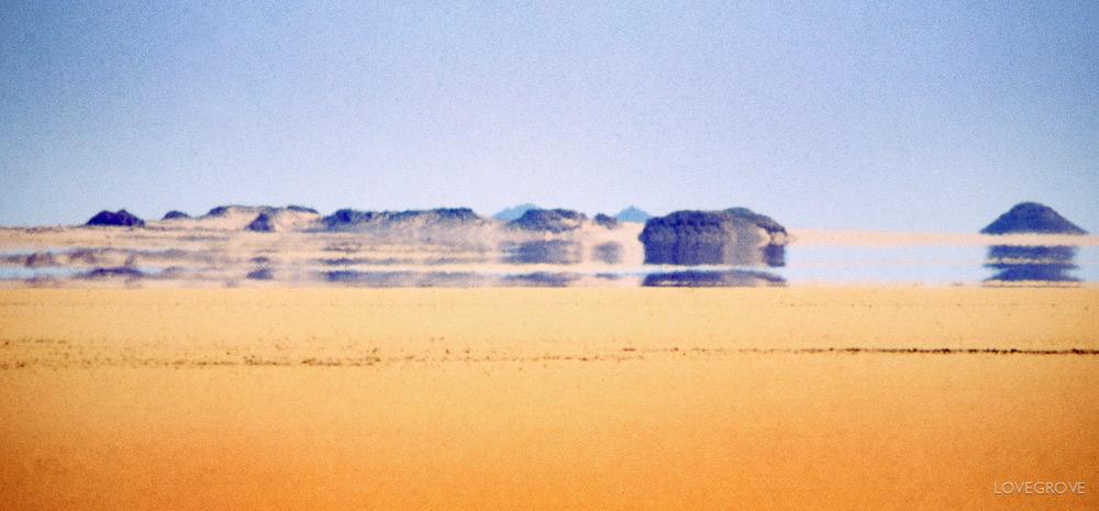 Desert-Mirage