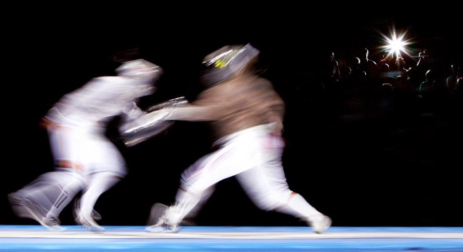 """""""Fencing Flash"""""""