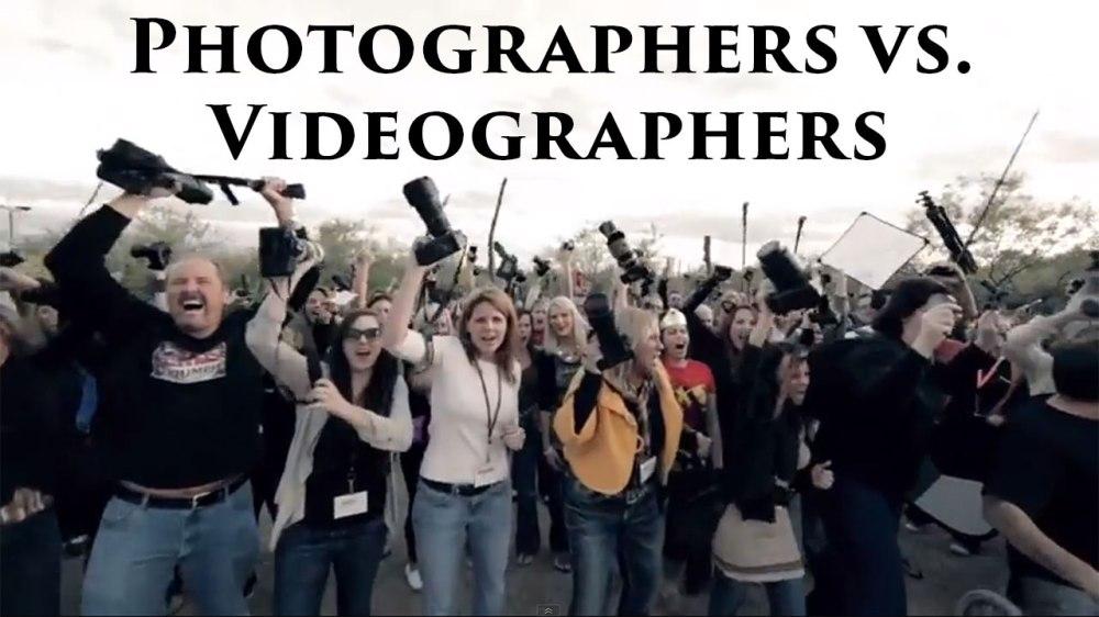 PhotographersVideographersBanner