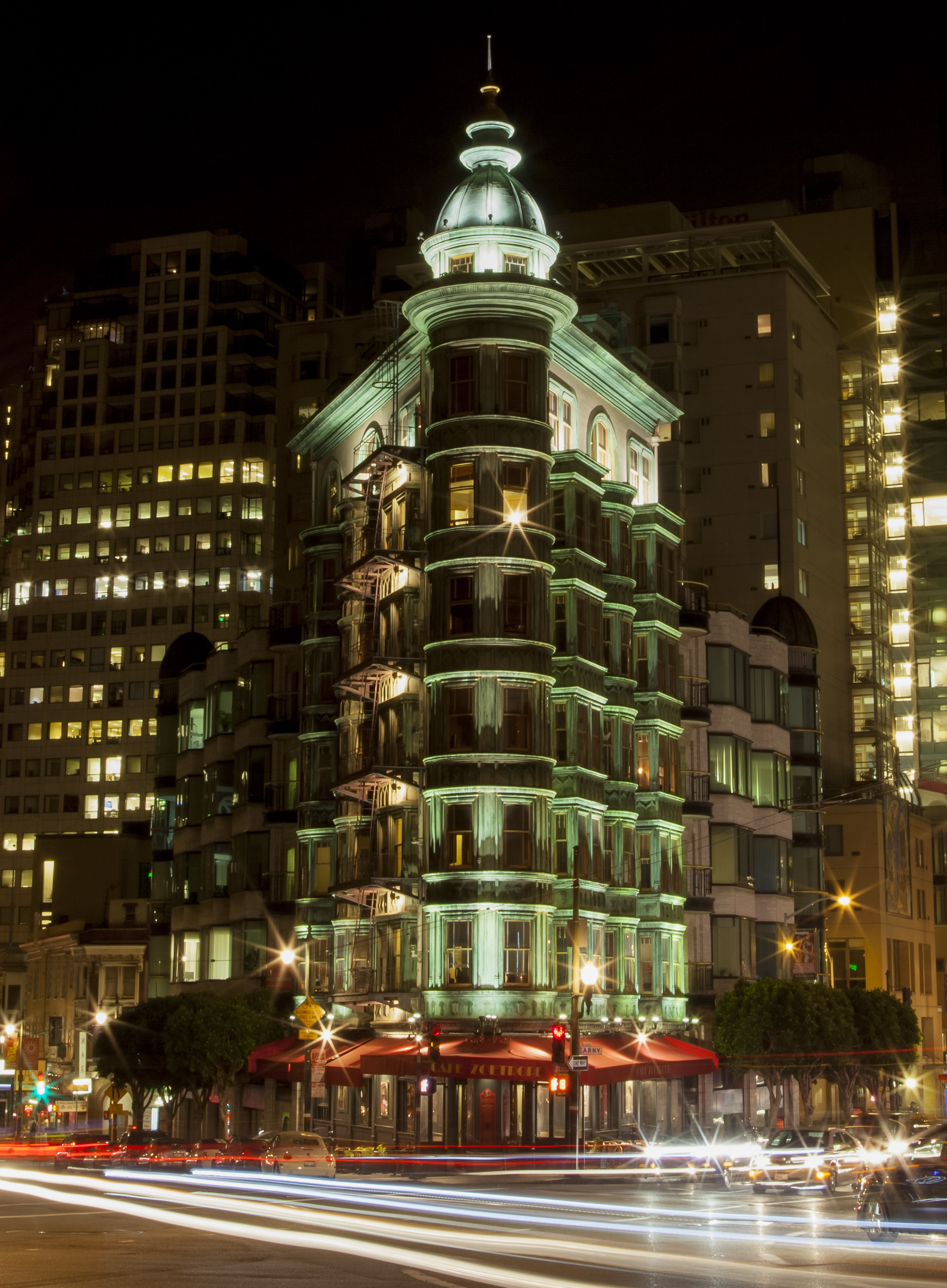 Sentinel Building