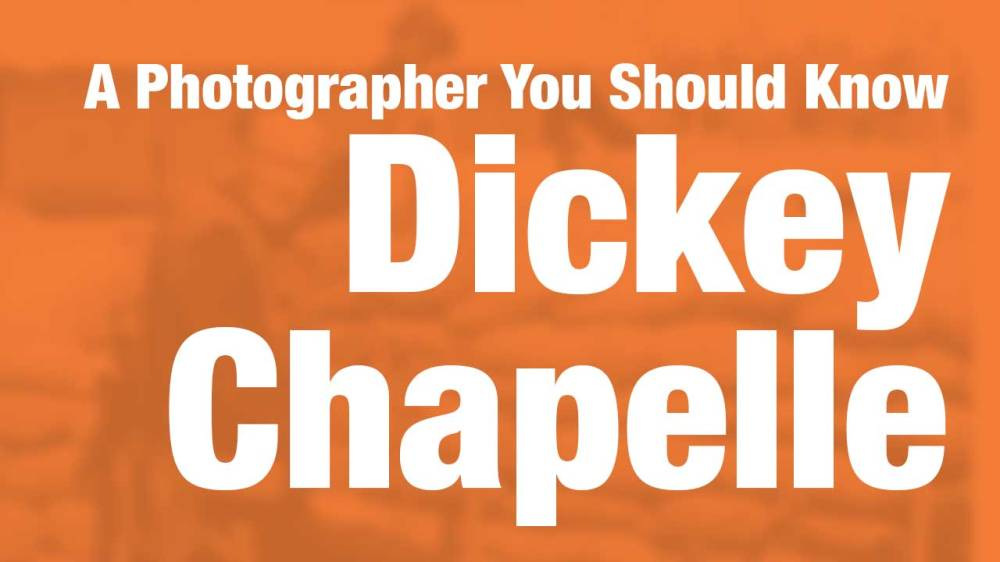 DickeyChapelle