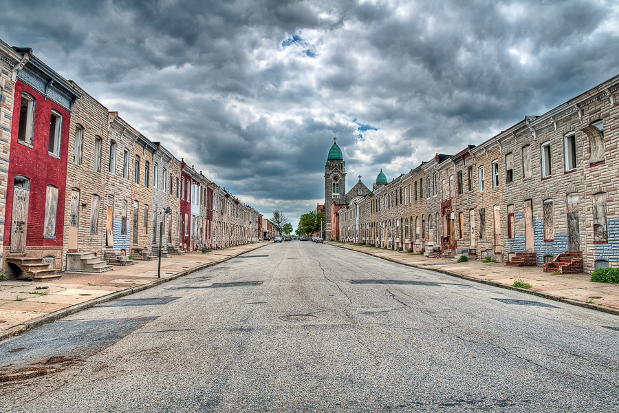 Abandoned Baltimore