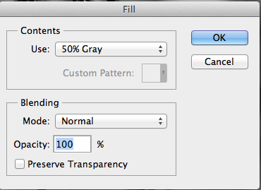 50 % gray