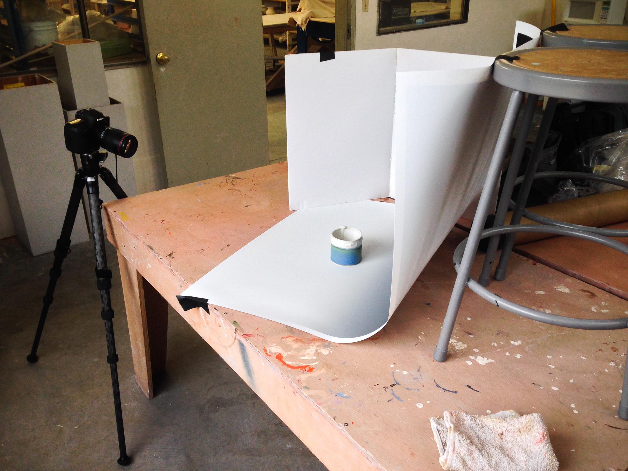 Photography Studio Setup Product Iphone Jul