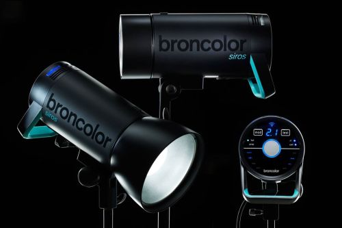 Broncolor Siros Monolight