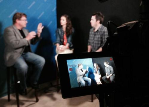 Joe McNally, Melissa Niu and Chase Reynolds, LensRentals.com