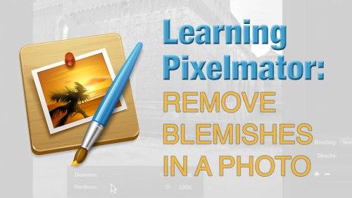 PixelmatorBlemish