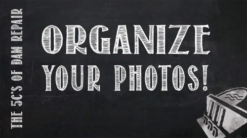 Organize Your Photos!