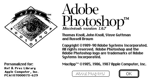 The Evolution of Photoshop
