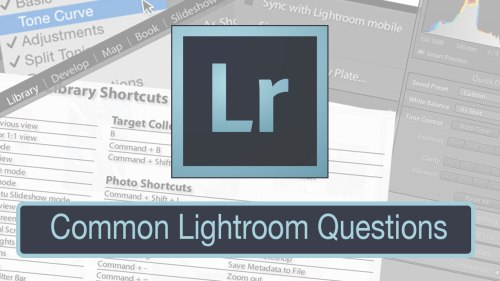 common-Lightroom-questions