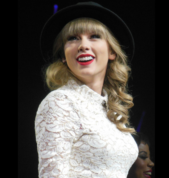 CC BY 2.0 File:Taylor Swift Red Tour 2, 2013.jpg Uploaded by MyCanon Created: March 25, 2013