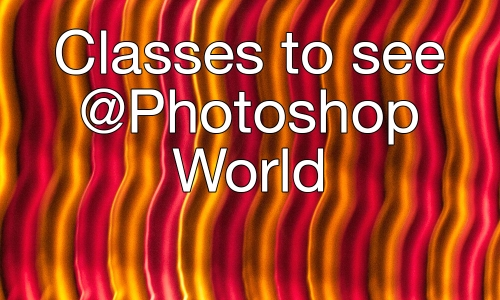Classes to see at PSW