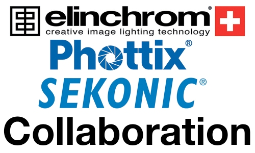 Elinchrom Phottix Sekonic Collaboration
