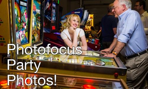 Photofocus Party Photos