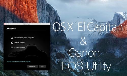 2015-10-01 EOS Utility vs El Capitan