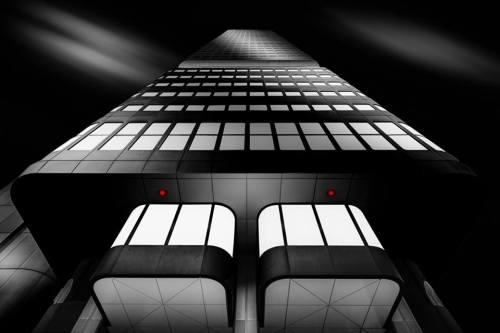 Jetpacks - The Silver Tower - Frankfurt, Germany by Tobias Gawrisch