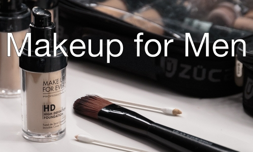 2015-11-25 Makeup for Men