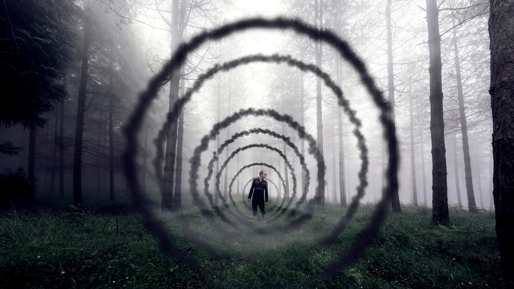 Through The Fog - Copyright Joel Robison